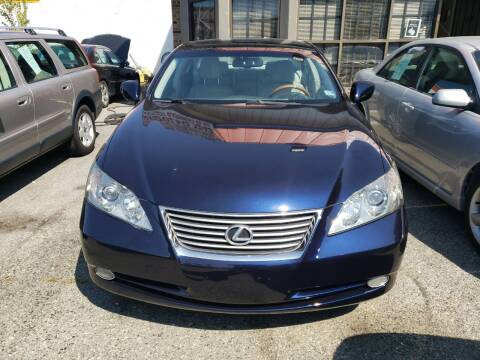 2007 Lexus ES 350 for sale at Jimmys Auto INC in Washington DC
