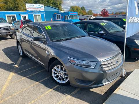 2013 Ford Taurus SE for sale at GEM STATE AUTO in Boise ID