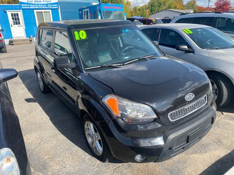 2010 Kia Soul ! for sale at GEM STATE AUTO in Boise ID