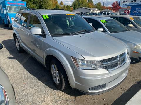 2011 Dodge Journey Mainstreet for sale at GEM STATE AUTO in Boise ID
