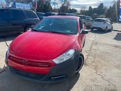 2013 Dodge Dart SE for sale at GEM STATE AUTO in Boise ID