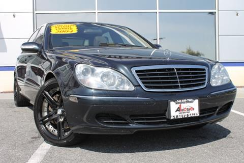 2004 Mercedes-Benz S-Class for sale in Winchester, VA