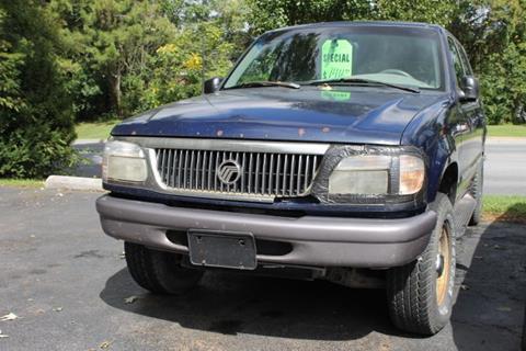 1997 Mercury Mountaineer for sale in Winchester, VA