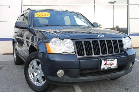2010 Jeep Grand Cherokee for sale in Winchester, VA