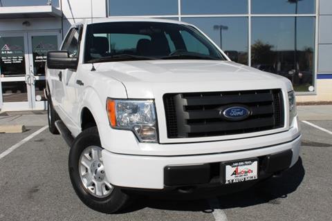2011 Ford F-150 for sale in Winchester, VA