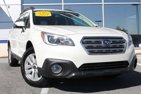 2015 Subaru Outback for sale in Winchester, VA