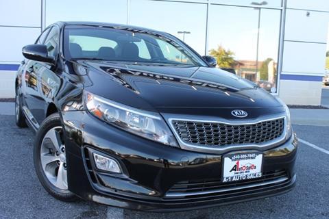 2015 Kia Optima Hybrid for sale in Winchester, VA