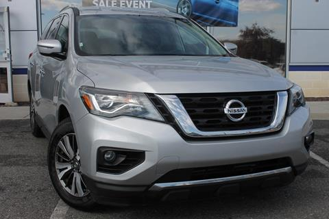 2018 Nissan Pathfinder for sale in Winchester, VA