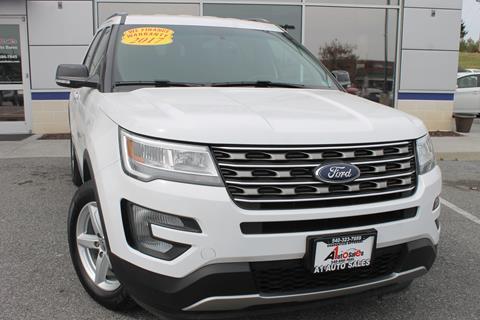 2017 Ford Explorer for sale in Winchester, VA