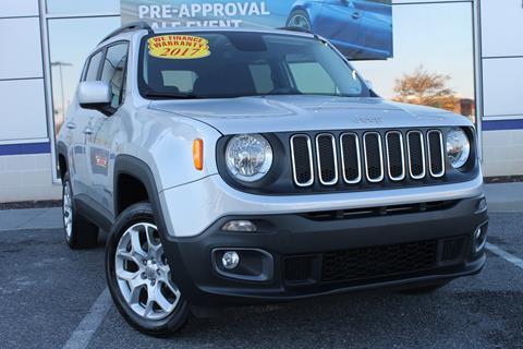 2017 Jeep Renegade for sale in Winchester, VA