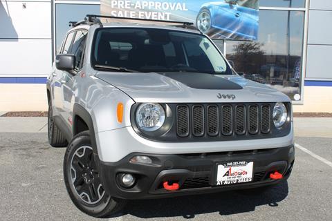 2016 Jeep Renegade for sale in Winchester, VA