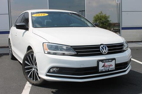 2016 Volkswagen Jetta for sale in Winchester, VA