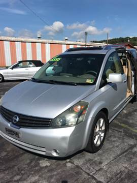 2007 Nissan Quest for sale at Country Auto Sales Inc. in Bristol VA