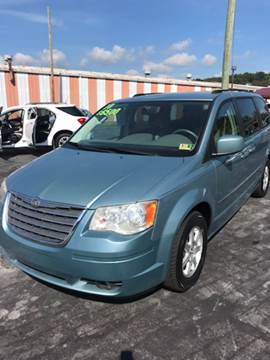 2010 Chrysler Town and Country for sale at Country Auto Sales Inc. in Bristol VA