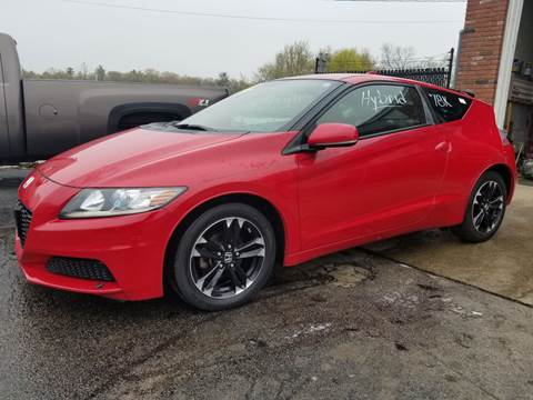 2014 Honda CR-Z for sale in Abington, MA