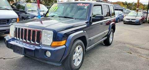 2006 Jeep Commander for sale in Abington, MA