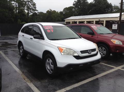 Honda Panama City >> 2007 Honda Cr V For Sale In Panama City Fl