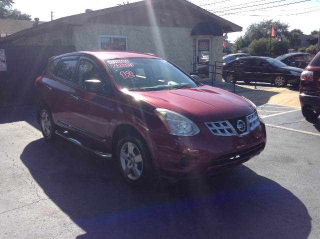 2012 Nissan Rogue For Sale At Bubba Hill Auto Plaza In Panama City FL