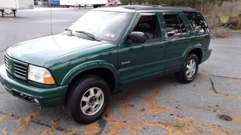 1999 Oldsmobile Bravada for sale in Lititz, PA