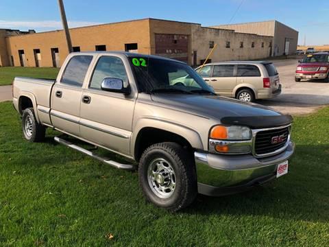 2002 GMC Sierra 1500HD for sale in Hoopeston, IL