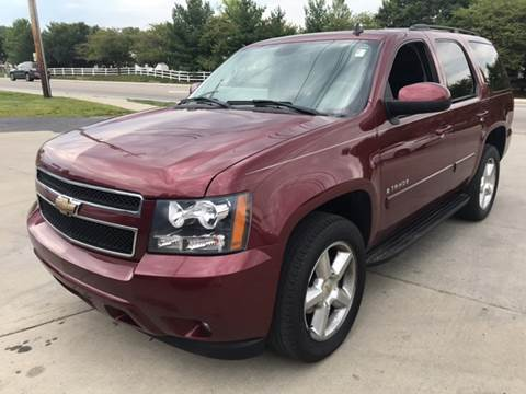 2008 Chevrolet Tahoe for sale in Westerville, OH