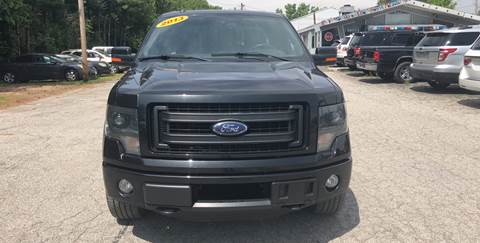 2013 Ford F-150 for sale in Columbus, OH
