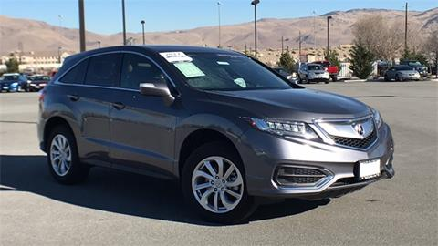 2017 Acura RDX for sale in Reno, NV