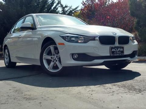 2014 BMW 3 Series for sale in Reno, NV