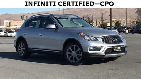 2016 Infiniti QX50 for sale in Reno, NV