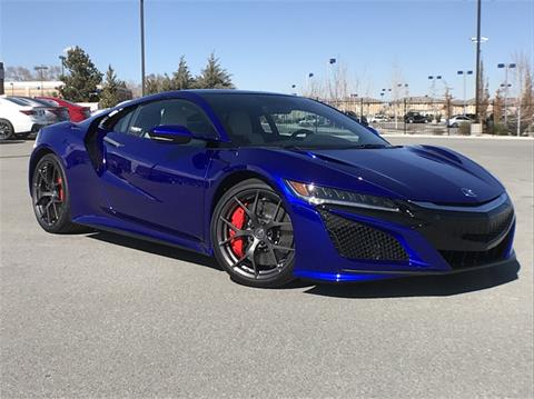 2018 Acura NSX For Sale In Reno, NV