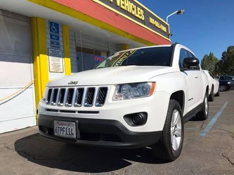 2011 Jeep Compass for sale in El Cajon, CA