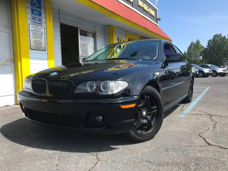2004 Bmw 3 Series 325Ci 2dr Coupe In El Cajon CA - M & M Quality ...