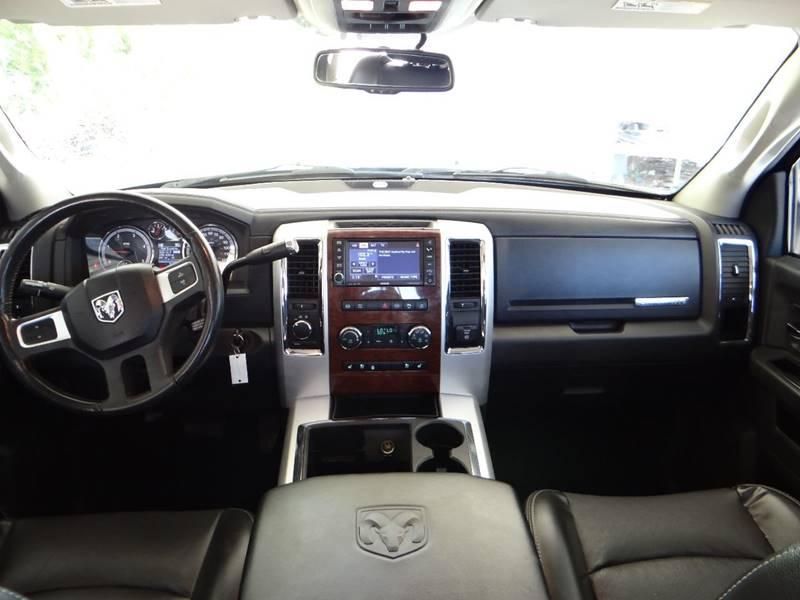 2011 RAM Ram Pickup 2500 4x4 Laramie 4dr Crew Cab 8 ft. LB Pickup - Austin TX