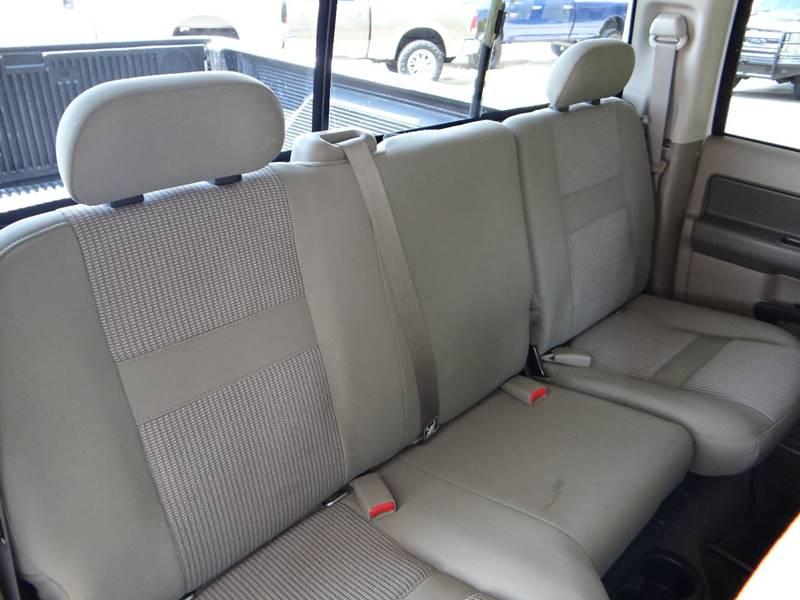2008 Dodge Ram Pickup 2500 ST 4dr Quad Cab SB - Austin TX