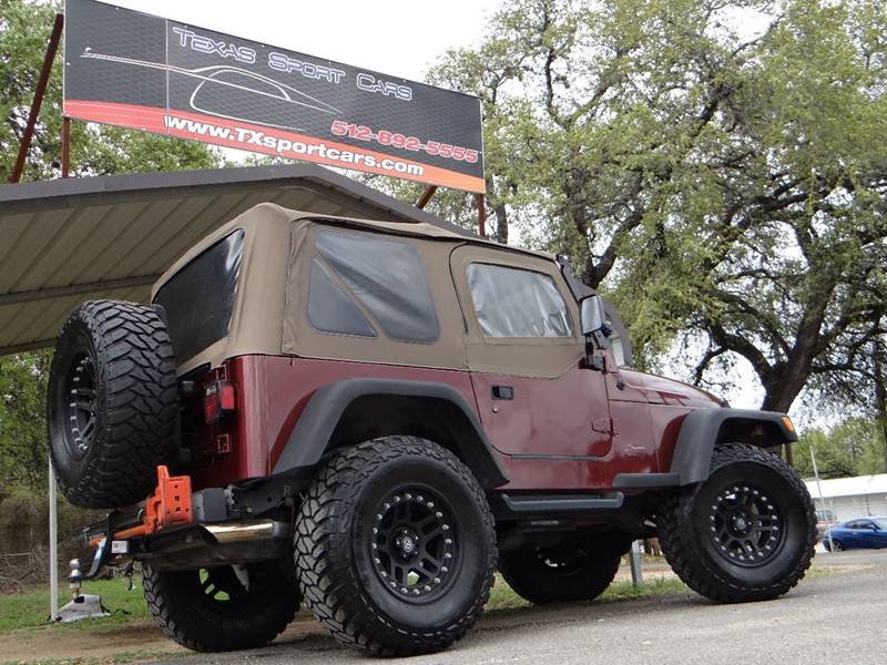 savings for austin from best sale under wrangler jeep