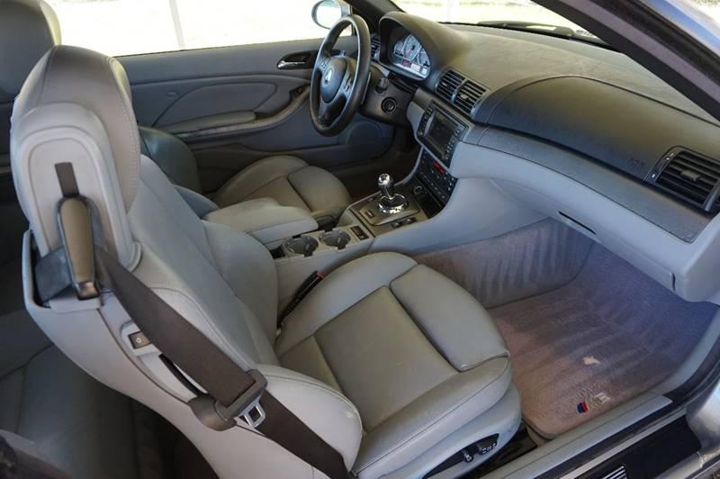 2004 BMW M3 2dr Convertible - Austin TX
