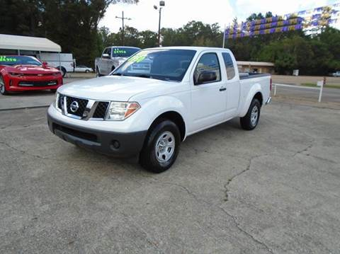 2007 Nissan Frontier for sale in Bogalusa, LA