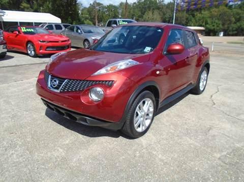 2013 Nissan JUKE for sale in Bogalusa, LA