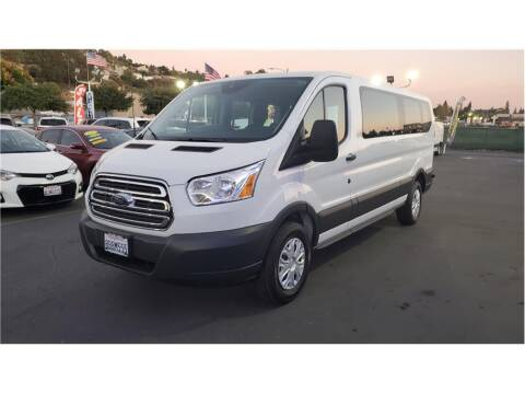 2018 Ford Transit Passenger for sale at AutoDeals in Hayward CA