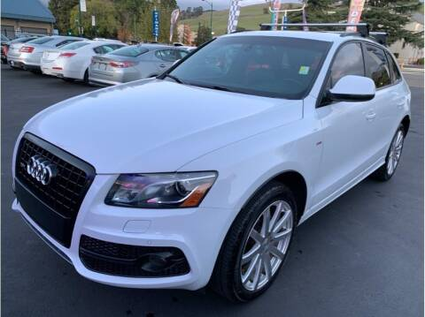 2012 Audi Q5 for sale at AutoDeals in Hayward CA
