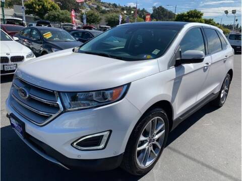 2016 Ford Edge for sale at AutoDeals in Hayward CA