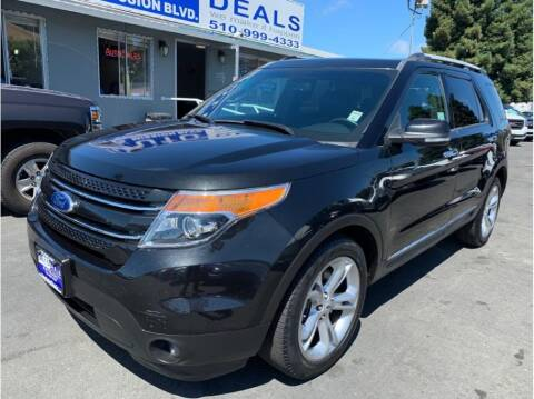 2015 Ford Explorer for sale at AutoDeals in Hayward CA