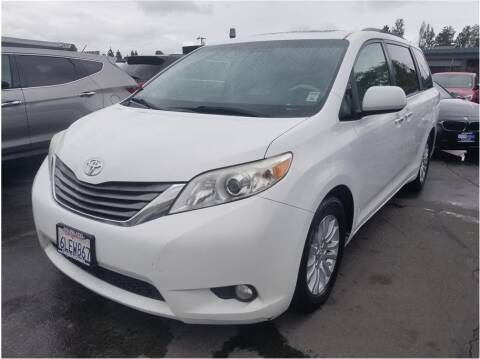 2011 Toyota Sienna for sale at AutoDeals in Hayward CA
