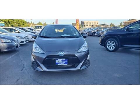 2016 Toyota Prius c for sale at AutoDeals in Hayward CA