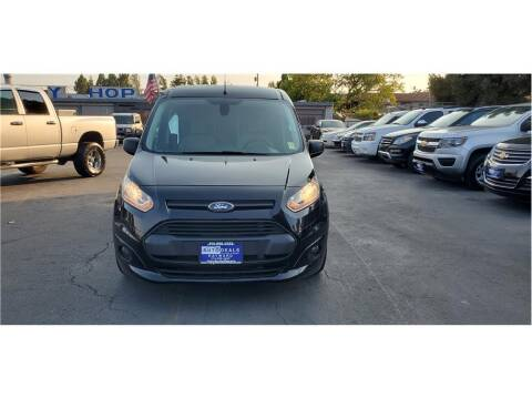 2016 Ford Transit Connect Cargo for sale at AutoDeals in Hayward CA