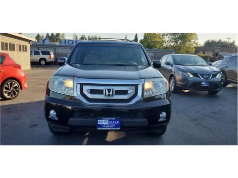 2010 Honda Pilot for sale at AutoDeals in Hayward CA