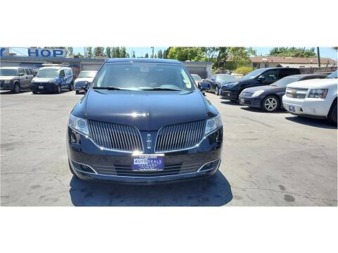 2016 Lincoln MKT for sale at AutoDeals in Hayward CA
