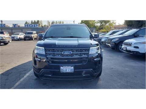 2018 Ford Explorer for sale at AutoDeals in Hayward CA