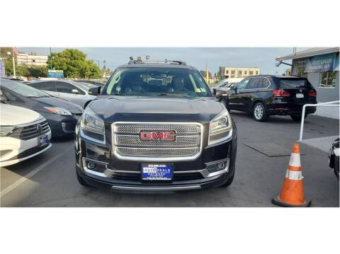 2014 GMC Acadia for sale at AutoDeals in Hayward CA