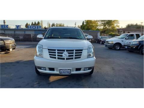 2009 Cadillac Escalade Hybrid for sale at AutoDeals in Hayward CA